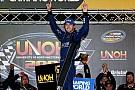 1. Sieg für France-Familie: Ben Kennedy gewinnt Truck-Rennen in Bristol