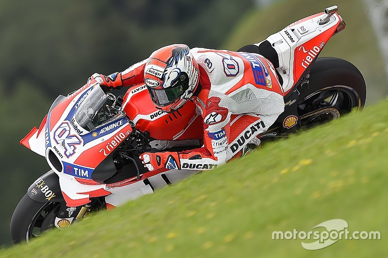 """Dovizioso erkent: """"Ducati nog niet op elk gebied goed genoeg"""""""