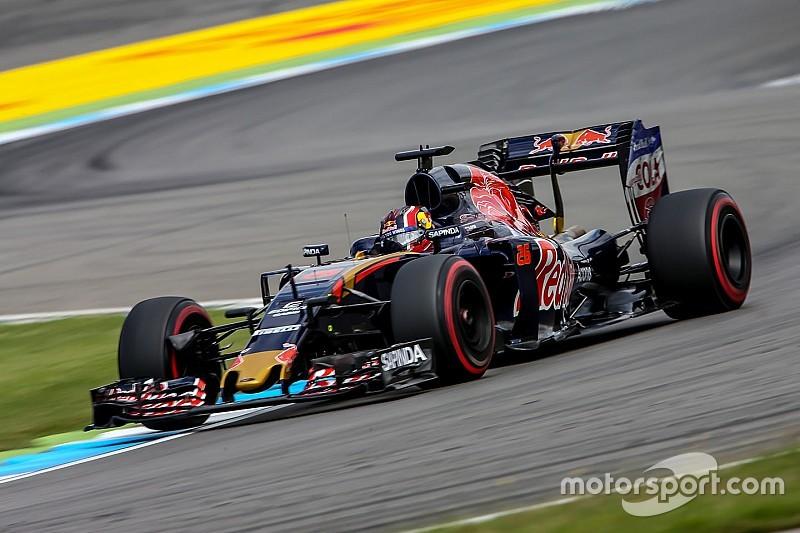 """Kvyat: Toro Rosso """"sería una fantástica opción"""" para 2017"""