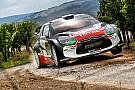 WRC Duitsland: Gabin Moreau spreekt over zijn botbreuken na crash