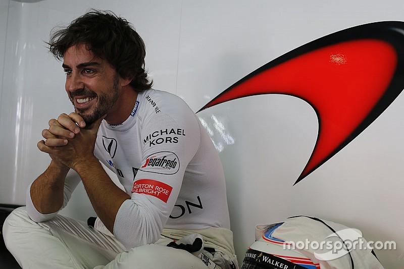 Алонсо назвал McLaren лучшей командой в своей карьере