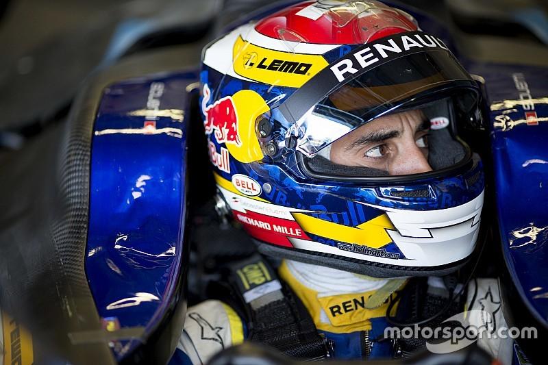 Буемі очолив протокол першого дня тестів Формули Е у Донингтоні
