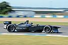Вернь встановлює рекорд в другий тестовий день Формули E