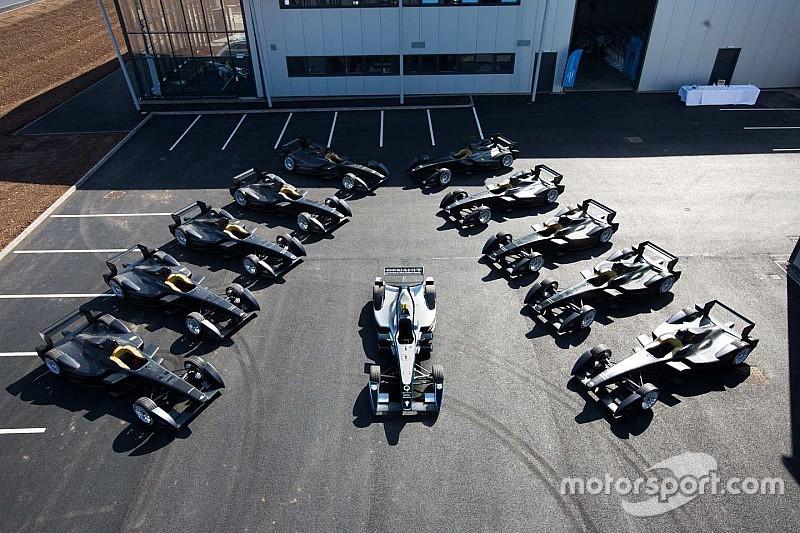 Spark, listo para seguir como proveedor de coches de la Fórmula E