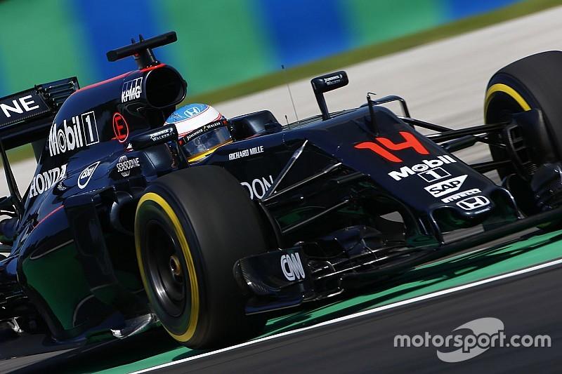 Formel 1 in Spa: Honda mit überarbeiteten Motoren zum Grand-Prix von Belgien