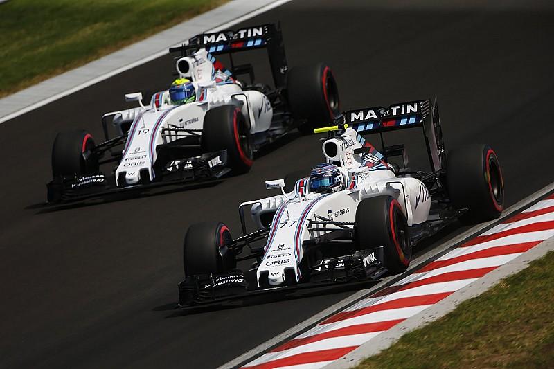 Massa e Bottas ancora in attesa di decisioni della Williams in ottica 2017