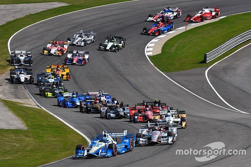 IndyCar, con 17 carreras en su calendario para 2017