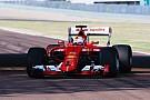 Formel-1-Tests mit 2017er-Reifen: Vettel will so viel wie möglich fahren