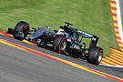 Mercedes spendeert vijf tokens aan verbeterde motor voor Spa