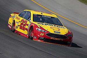 NASCAR Cup Qualifyingbericht NASCAR Michigan: Joey Logano mit schnellster Pole-Runde der Saison