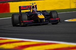 FIA F2 Relato da corrida Gasly vence tranquilo em Spa e assume liderança da GP2