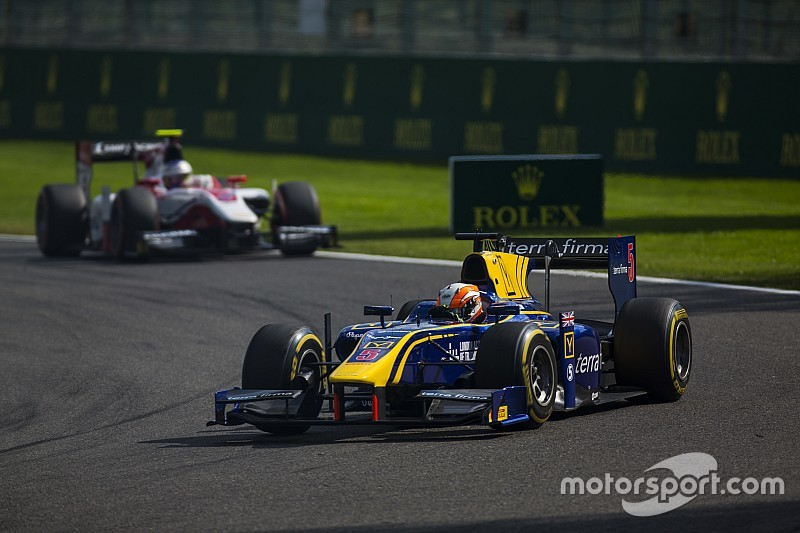 Siete pilotos de GP2 fueron sancionados por uso incorrecto del DRS