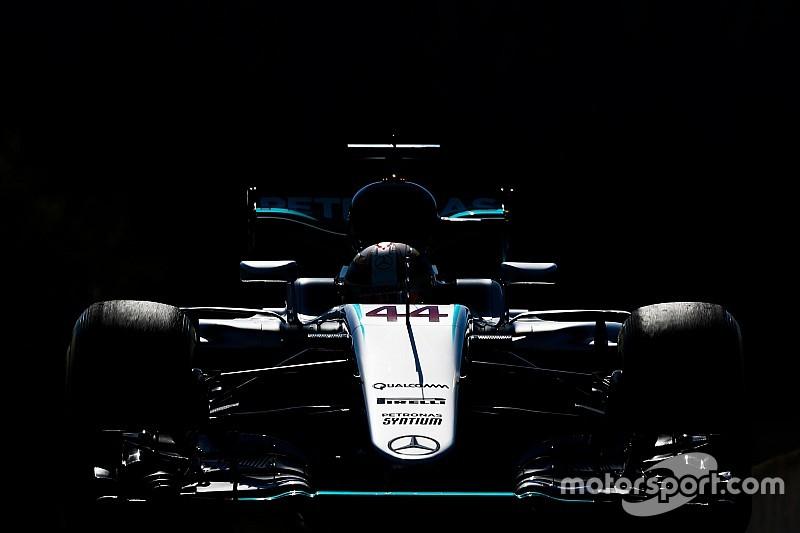 Hamilton pensó ganar en Spa tras accidente de Magnussen