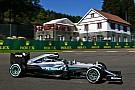Mercedes enfrenta un dilema con Rosberg y Hamilton por los motores