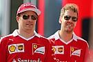 Whiting bespreekt rijstijl Verstappen met Vettel en Raikkonen