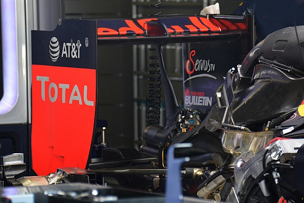 Tech update: Ultra low downforce achtervleugel Red Bull Racing