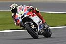 Iannone lidera la primera jornada de entrenamientos libres en Silverstone