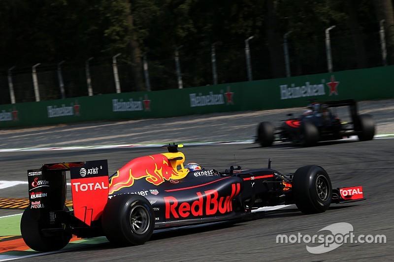 """Ferrari tiene un """"amplio margen"""" sobre Red Bull, dice Ricciardo"""