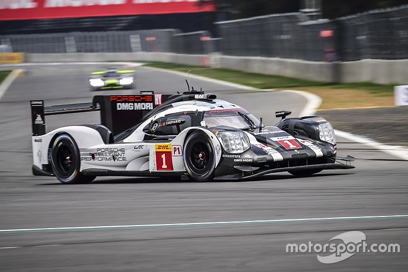 WEC у Мексиці: Porsche Хартлі найшвидше у фінальній практиці