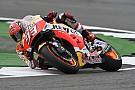 MotoGP Silverstone: Marquez im 3. Training 0,003 Sekunden schneller als Vinales