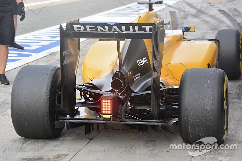 Renault: cofano più grande per raffreddare meglio la power unit