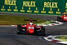 Dennis se estrena en una carrera llena de acción en Monza