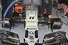 Breve análisis técnico: diseño asimétrico del freno del Force India VJM09