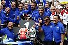 Viñales het sterkst op Silverstone, Crutchlow wint spannende strijd voor P2
