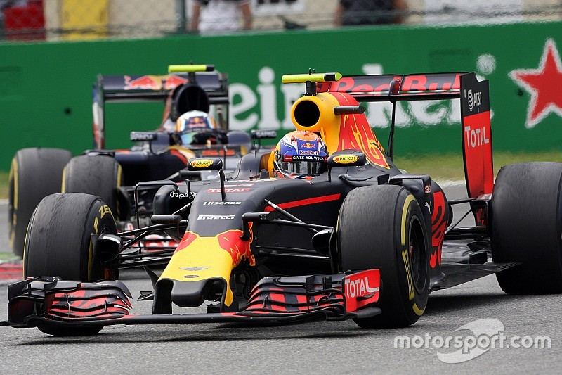 Red Bull krijgt motorupgrade in Singapore