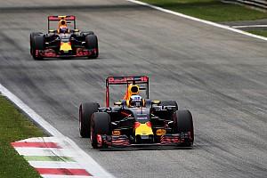 Формула 1 Новость Red Bull рассчитывает на прибавку мощности от Renault в Сингапуре