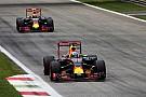 Red Bull рассчитывает на прибавку мощности от Renault в Сингапуре