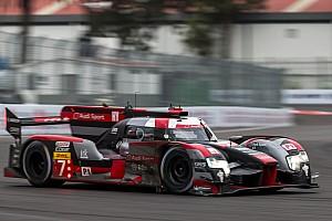 WEC Résumé de course Un podium mais des regrets pour Audi à Mexico