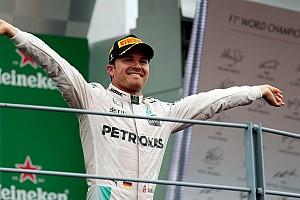 F1 Noticias de última hora Nico Rosberg, elegido 'Piloto del día' del GP de Italia