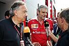 Admiten que presidente de Ferrari está insatisfecho