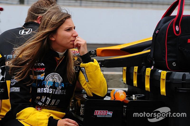 Simona de Silvestro se unirá a Supercar de Australia en 2017