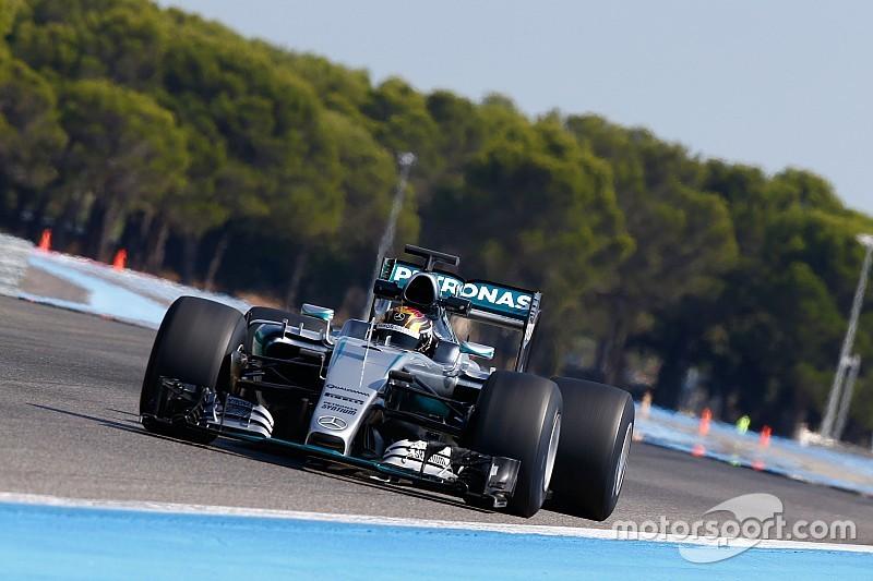 Mercedes приступила к тестам новых шин Pirelli