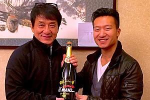 Le Mans Breaking news Bintang laga Jackie Chan menjadi pemilik tim balap di Le Mans