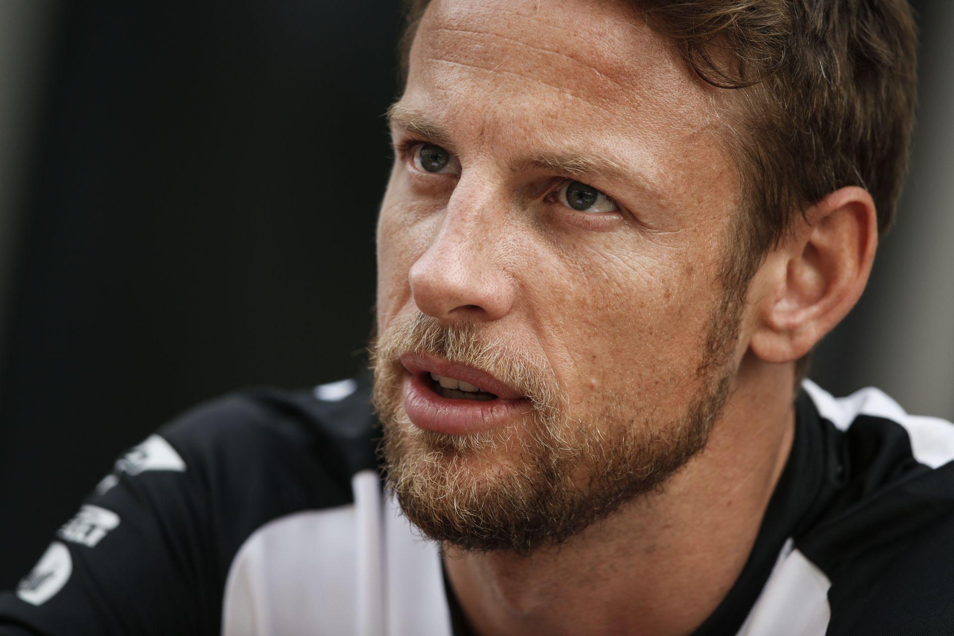 Jenson Button versenycipője nagyon állat!