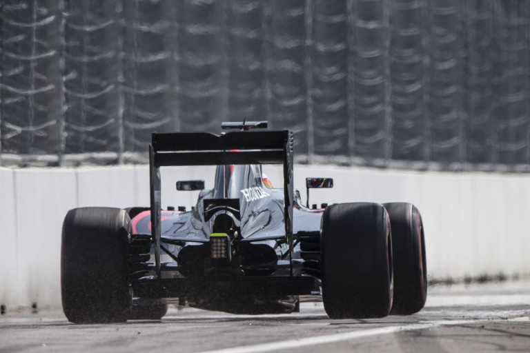 """McLaren """"B"""" autó: irány a dobogó, vagy besülés?"""