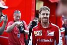 Vettel & három mini rajongója Barcelonában!