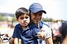 Aranyos: Massa és Felipinho így vonultak a versenyzői parádén!