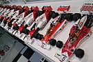 Bekönnyezel: micsoda F1-es McLaren-gyűjtemény?!