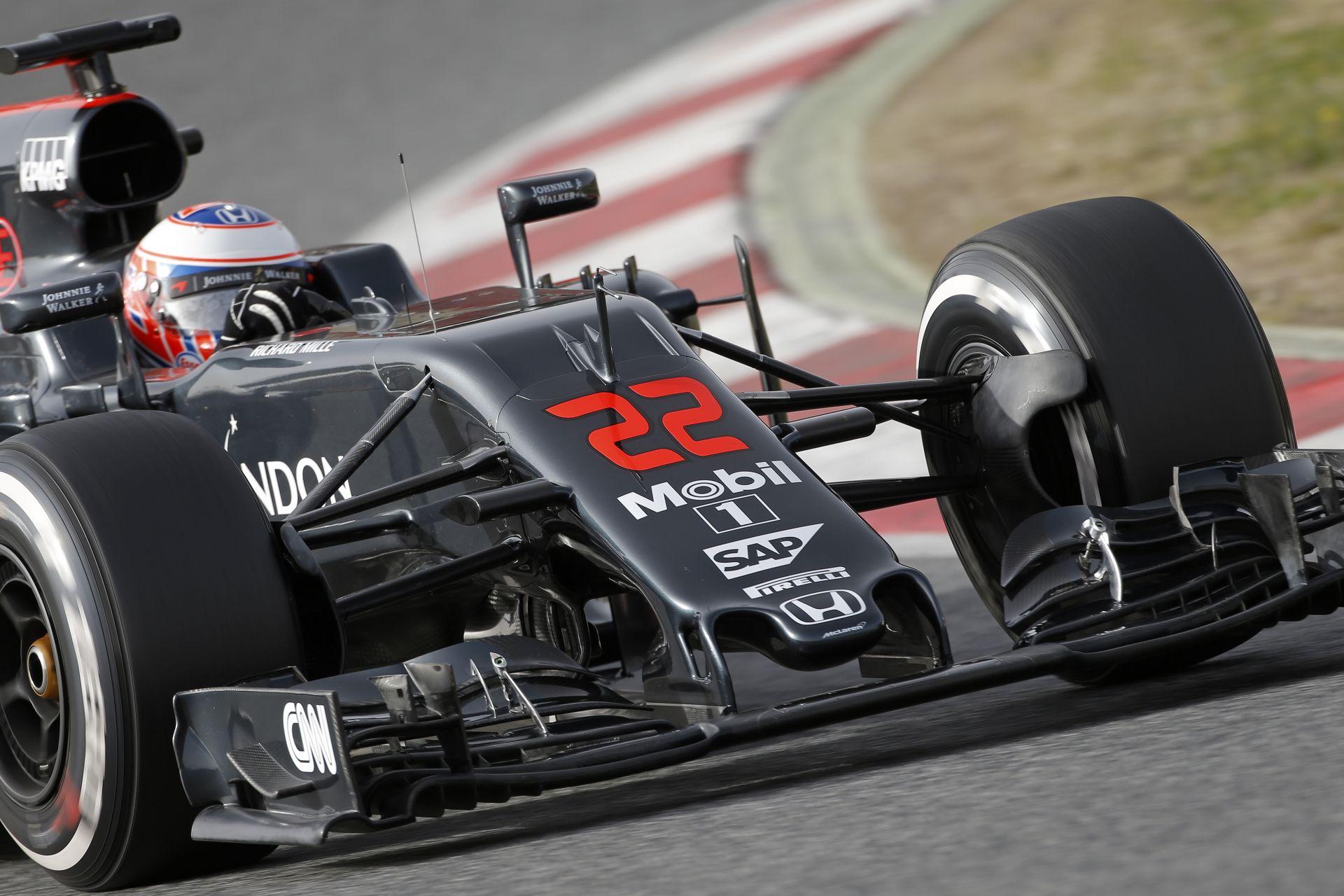 Igazán művészi kép a McLarenről Kanadából!