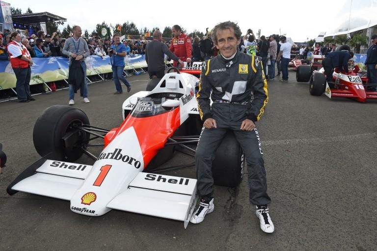 Alain Prost a legeredményesebb Forma-1-es versenyző Ausztriában!