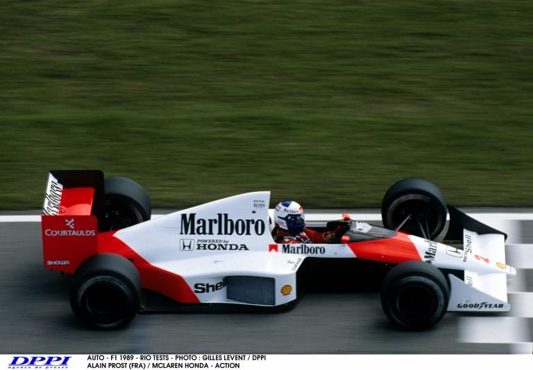 Így ébreszt a McLaren reggel: aláz!