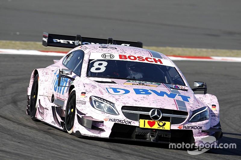 Vietoris en el primer sitio en Nurburgring