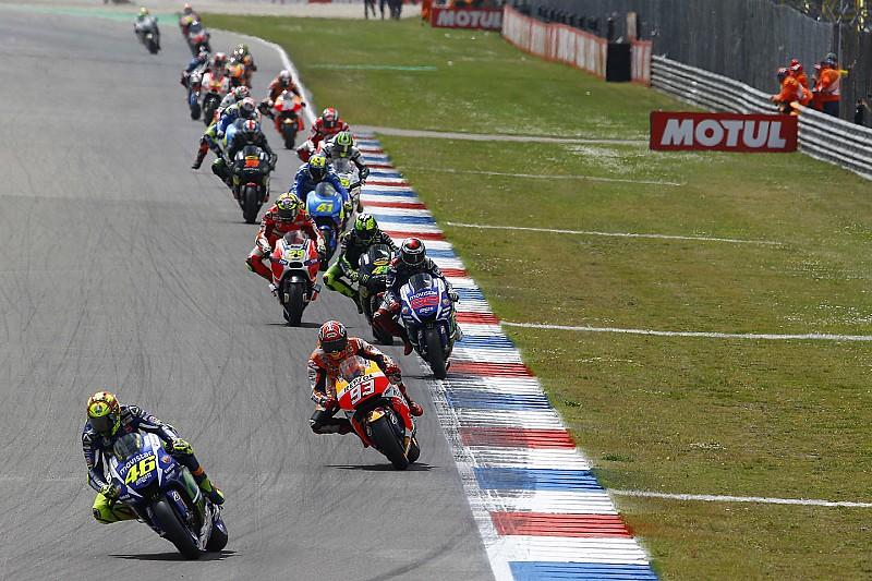 MotoGP perpanjang kontrak Assen hingga 2026