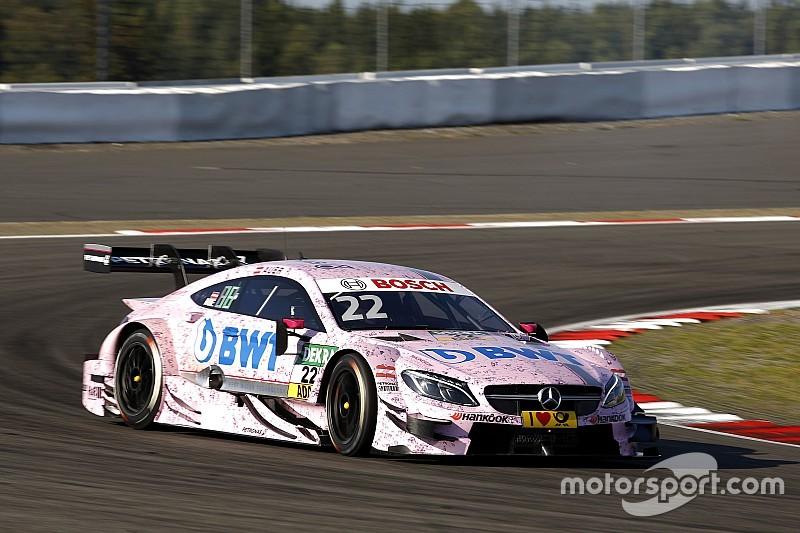 Auer fulmine al Nurburgring, ma la pole è di Wittmann.