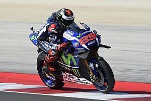 MotoGP Qualifyingbericht MotoGP in Misano: Jorge Lorenzo beim Rossi-Heimspiel auf Pole-Position