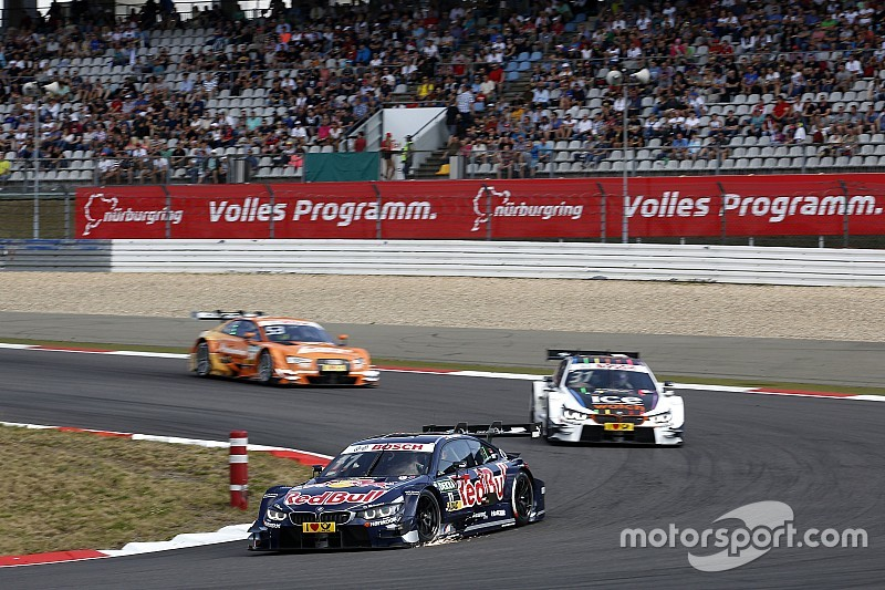 DTM am Nürburgring: Das Ergebnis des 1. Rennens in Bildern